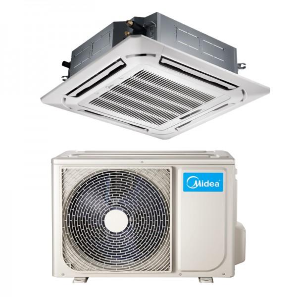 Climatizzatore Midea Cassetta 24000 R-32 A++ 90x90 MCD-24FNXD0 + MOU-24FN8-QD0