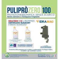Defangatore magnetico PuliPrò Zero 100 Foridra