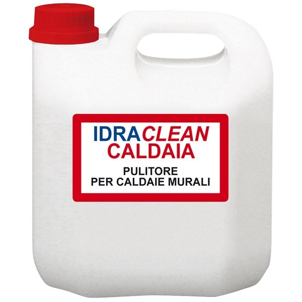 Disincrostante IdraClean Caldaia 5 kg Foridra
