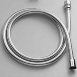 Flessibile Doccia PVC Silver rinforzato cm 180 tondo