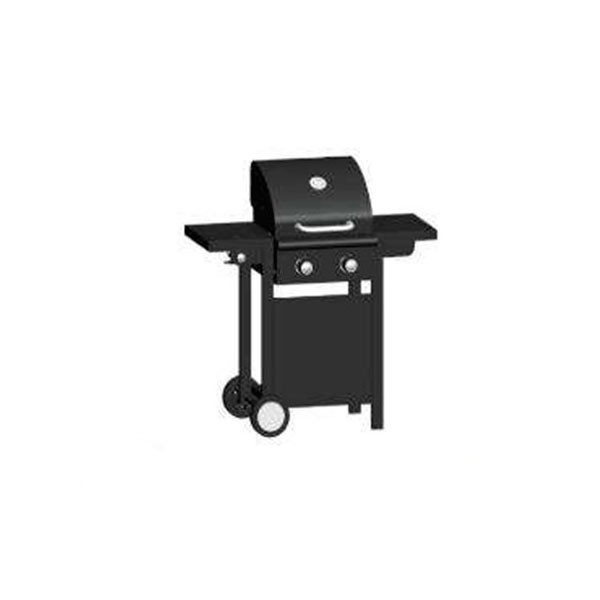 Barbecue a Gas Arrosto Basic - KE001