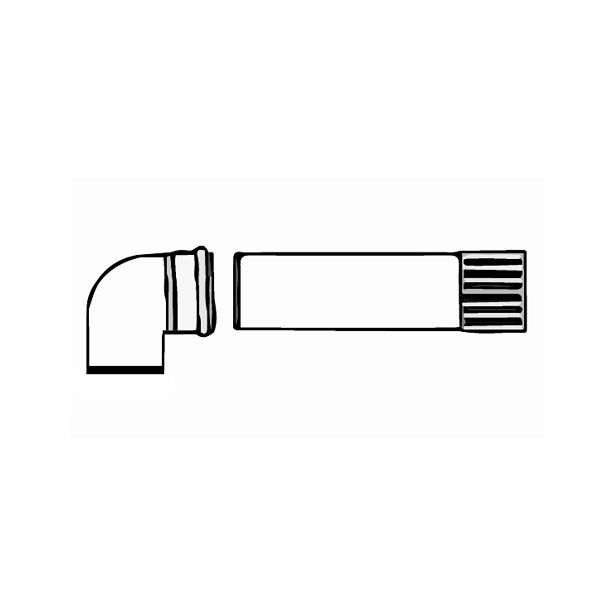 Kit Scarico Fumi Rinnai FOT-KS080-007