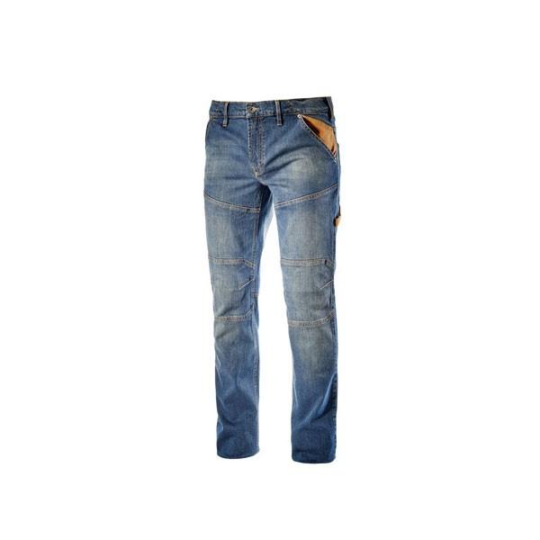 Pantalone da lavoro Jeans Diadora Stone Plus - 702.170752