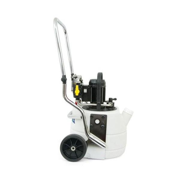 Pompa di lavaggio per impianti termici PROMAX 30 supaflush AQUAMAX - Carrello Incluso
