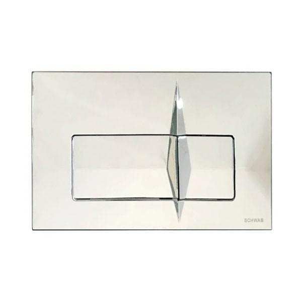 Placca Schwab Ventus Cromato - 670072