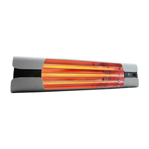 Lampada a raggi infrarossi thermologika design vortice 70003 for Amazon scaldabagni elettrici