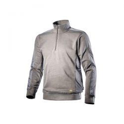 Felpa Diadora Sweat HZ Eagle Grigio Acciaio - 702.161156