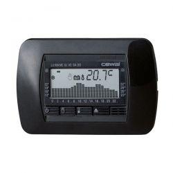 Cronotermostato Incasso Settimanale Digitale Cewal RTC 100