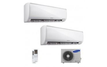 Climatizzatore Samsung Dual Split MALDIVES 9000+9000 con AJ040MCJ Smart WiFi 9+9 - 2018