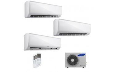 Climatizzatore Samsung Trial Split MALDIVES 9000+12000+12000 con AJ068MCJ 9+12+12 - 2018