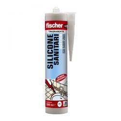 Silicone Acetico Sanitari Fischer Trasparente