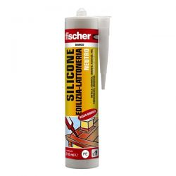 Silicone Neutro Edilizia-Lattoneria Fischer Rame