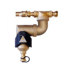 Defangatore Magnetico Vaillant 0020201905 con connessioni orizzontali