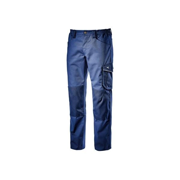 Pantalone da lavoro Diadora Rock Blu Classico - 702.160303