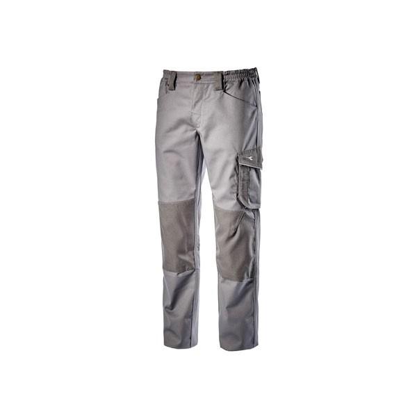 Pantalone da lavoro Diadora Rock Grigio Acciaio - 702.160303