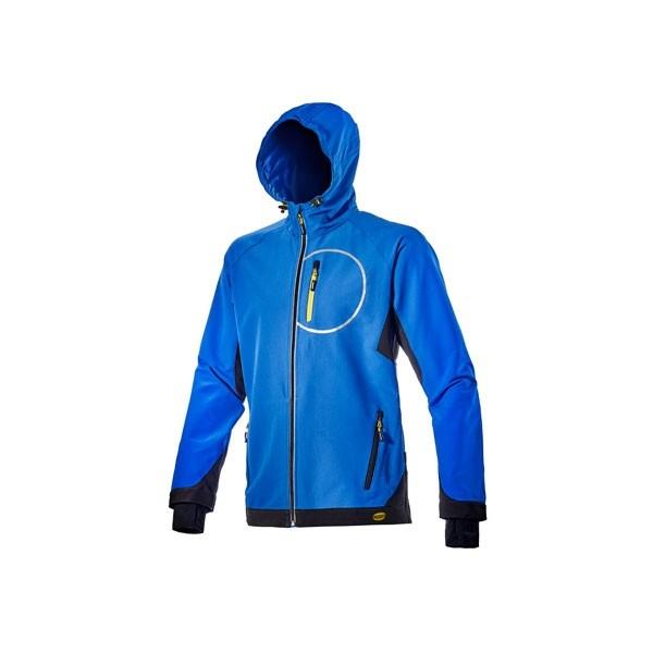 Giacca Giubbotto da lavoro Diadora Jacket Trail Blu Micro - 702.170692