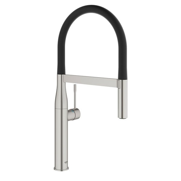 Miscelatore Lavello Grohe ESSENCE NERA Super Steel - 30294DC0