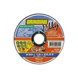 Disco Acciaio Grinding Jolly da 230x1,9