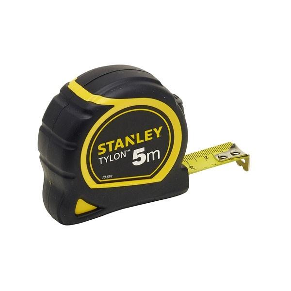 Flessometro Stanley Bi-Mat 5m 0-30-697