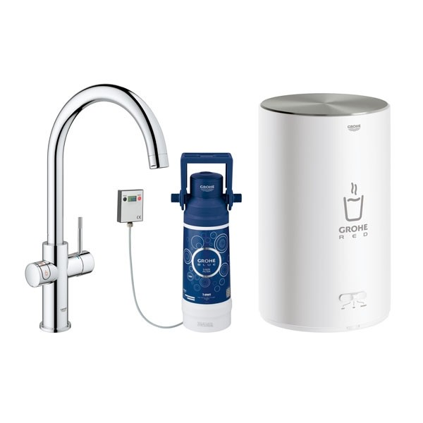 Miscelatore con Boiler tg M GROHE Red Duo - 30083001