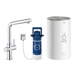 Miscelatore con Boiler tg M GROHE Red Duo - 30327001