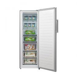 Congelatore Verticale Midea MU338A2 260lt NoFrost A++ Inox