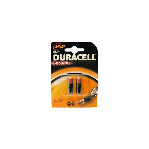Pile duracell MN21