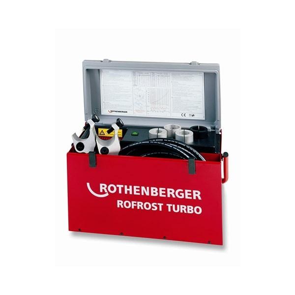 "Sistema Congelamento Tubi ROFROST TURBO 1 1/4"" Rothenberger - 62202"