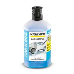 Shampoo per Auto e Moto 3 in 1 Karcher 1 lt - 6.295-750.0