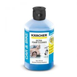 Detergente Schiumogeno per Auto e Moto 3 in 1 Karcher 1 lt - 6.295-743.0