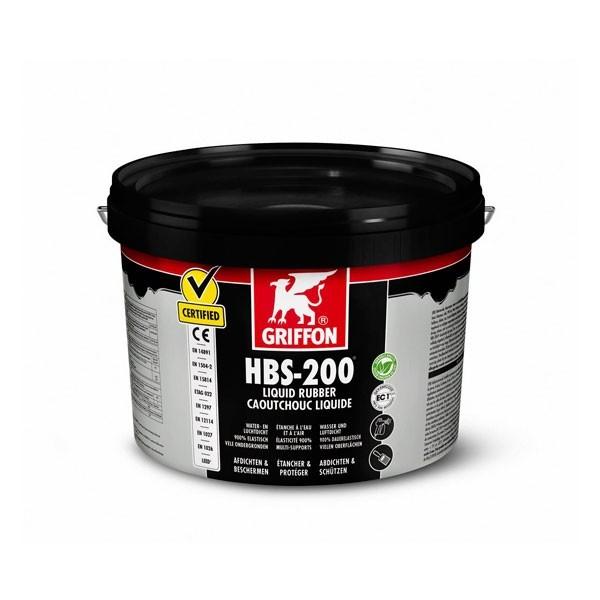 Gomma Liquida Griffon HBS-200 - 1 lt