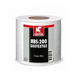 Banda Rinforzante Griffon HBS-200 Geotextile - 15cm x 20mt