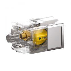 Valvola intercettazione diritta TECO K2.0 - DN15 TC 3/4