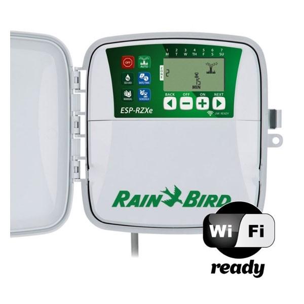 Centralina Programmatore 6 Zone Trasf Int Wi Fi Rain Bird Rzxe6