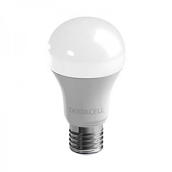 Lampadina Led Goccia E27 - 6w 4000k Duracell Lighting