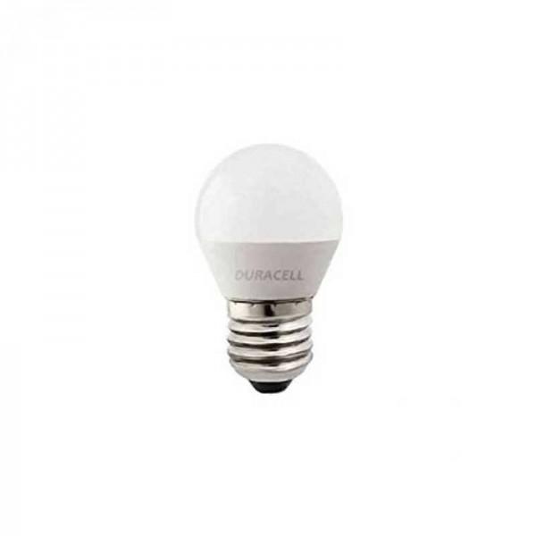 Lampadina Led Sfera E27 - 3w 4000k Duracell Lighting