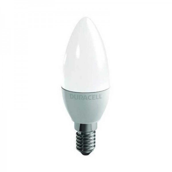 Lampadina Led Oliva E14 - 6w 2700k Duracell Lighting