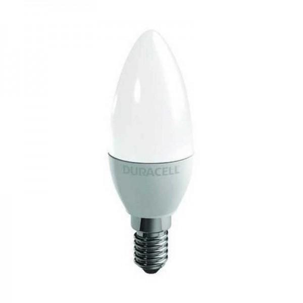 Lampadina Led Oliva E14 - 6w 6500k Duracell Lighting