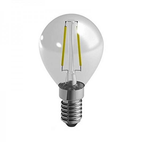 Lampadina a Filamento Led Sfera Chiara E14 - 4w 2700k Duracell Lighting