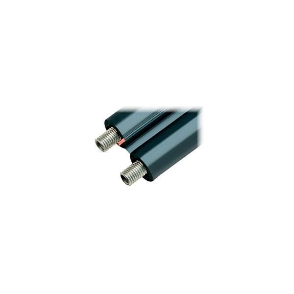 Tubo CSST Solare Gemini DN 16 AISI 316L in EPDM 13mm - 15m