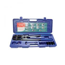 Pressatrice Manuale per Tubi Multistrato con Inserti TH 16-20-26-32