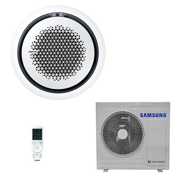Climatizzatore Samsung Cassetta 360° 24000 AC071MN4PKH Inverter A++/A+