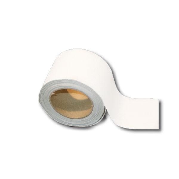 Benda Corrugata in PVC 50mm X 25m Tecnosystemi Bianca
