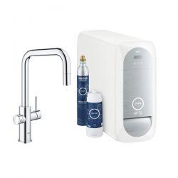 Miscelatore con Depuratore GROHE Blue Home con Doccetta Estraibile - 31539000