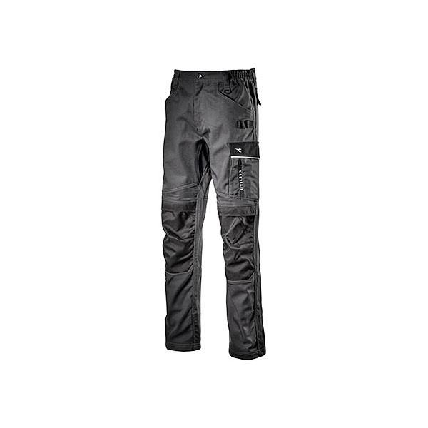 Pantalone da lavoro Diadora Easywork Performance Nero Carbone - 702.173547