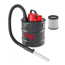 Bidone Aspiracenere Valex 20 litri Cinder 1200