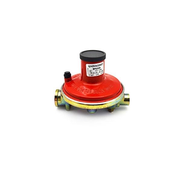 Regolatore Gas con Manometro 30-50 Kg/h Clesse - 002300ae