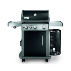 Barbecue a Carbone Weber Master-Touch GBS Premium E-5770 - 57 cm