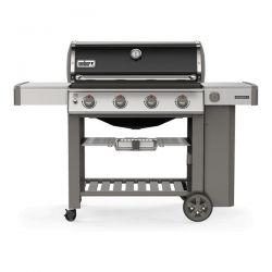 Barbecue a Gas Weber Genenis II E-410 GBS Nero - 62011129
