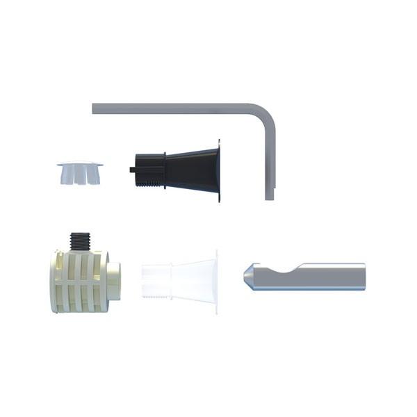 Fissaggio Nascosto per WC e Bidet Sospesi Fischer WB9 B LV - 551883